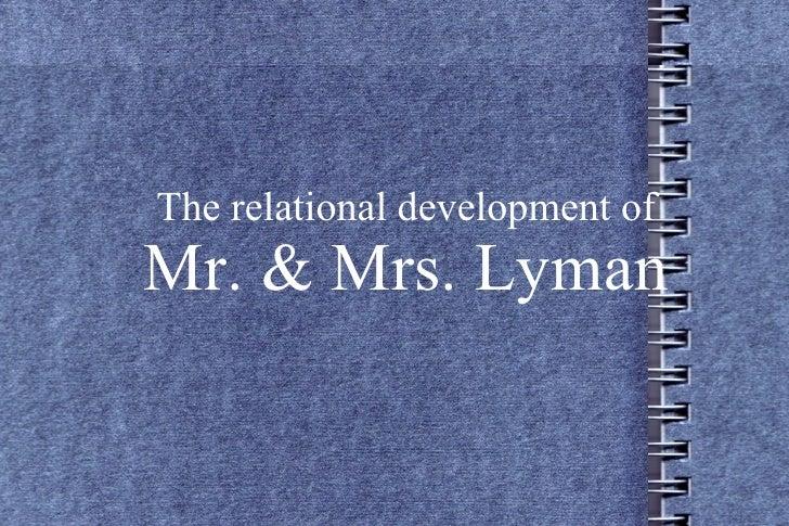 Relational development