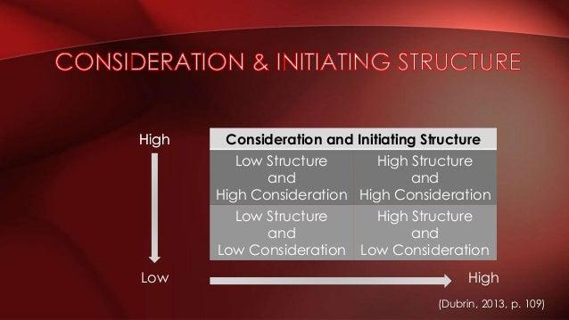task oriented and relationship leadership behaviors attributes