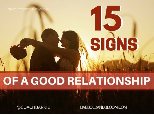 15 Signs Youre Dating A Good Man