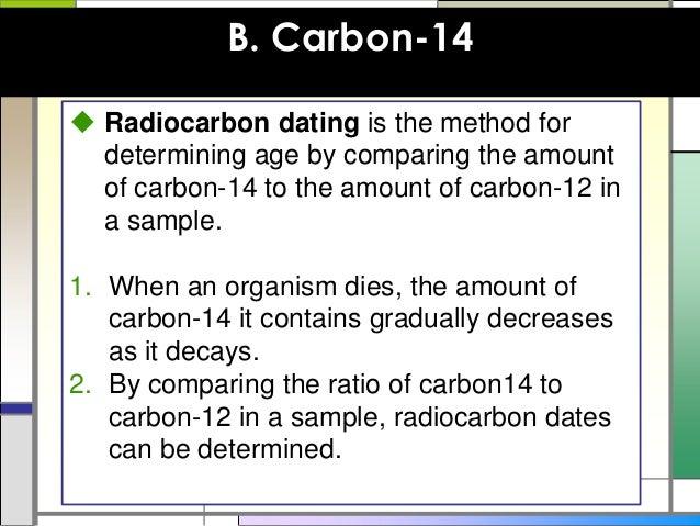 Relative and radiometric dating