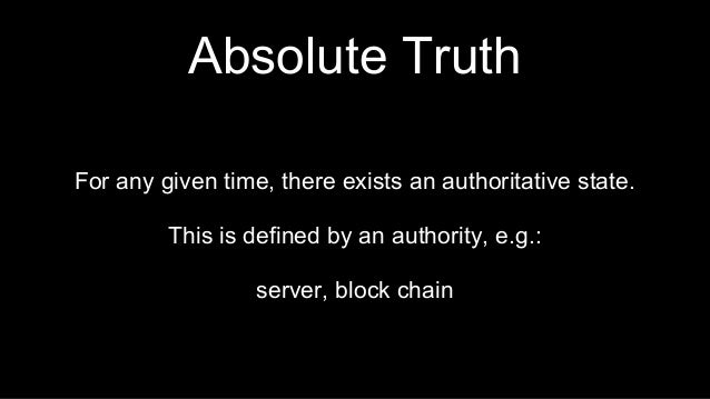 "is truth relative or absolute essay Essay what is truth  essay: what is truth this essay was written with a view  in some ancient buddhist texts basically ""relative truth"" and ""absolute."