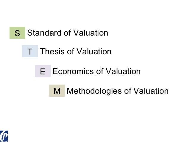 Valuation cash flows phd dissertation