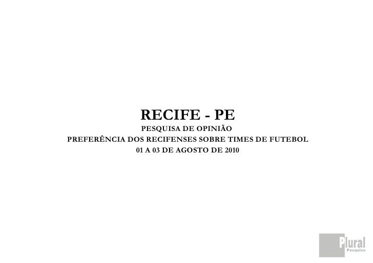 Relatorio recife (times_de_futebol)_-_agosto_2010