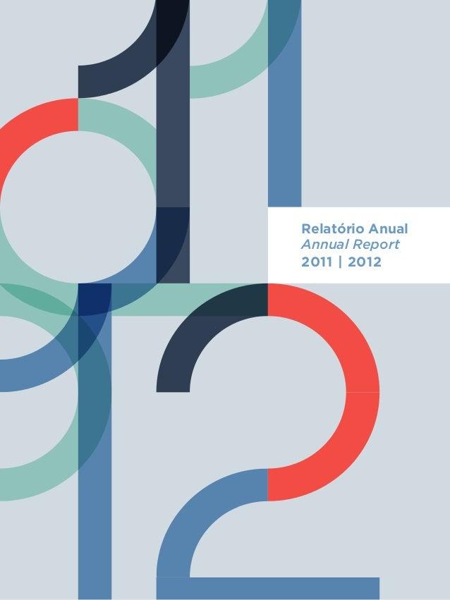 Relatório Fundação Estudar 2011-2012