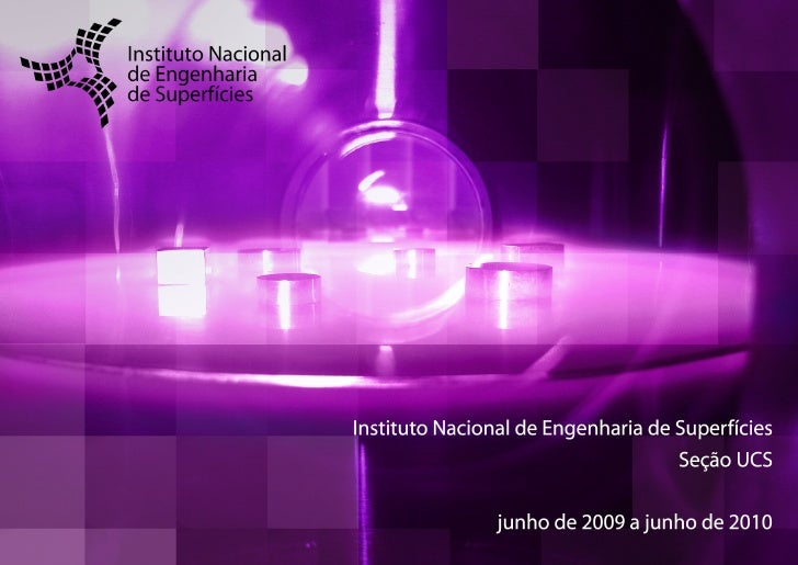 Seção UCS  do Instituto Nacional de Engenharia de Superfícies - primeiro ano de atividades