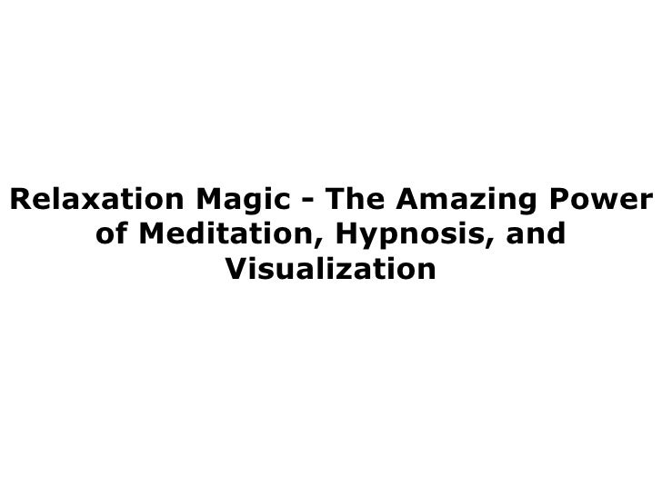 relaxation magic