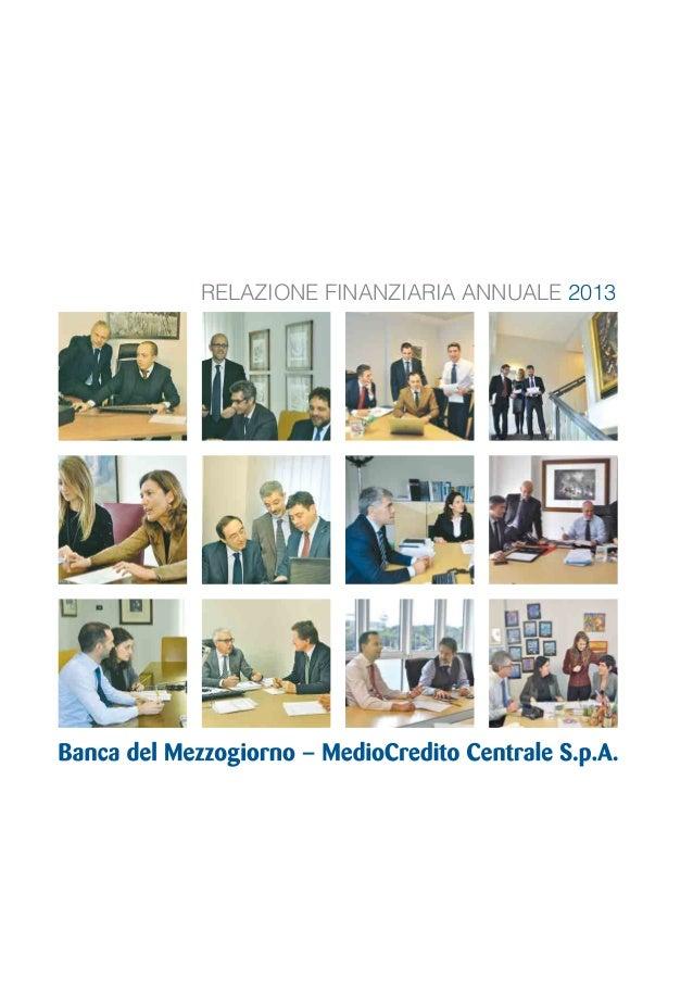 Relazione finanziaria annuale 2013 (completa)
