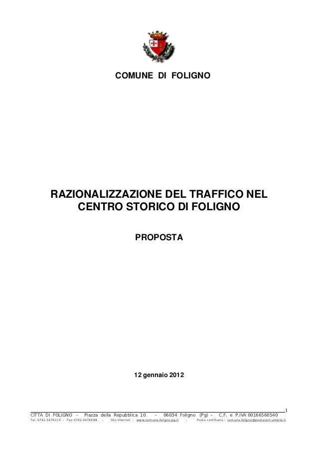 Relazione traffico stesura finale[1]
