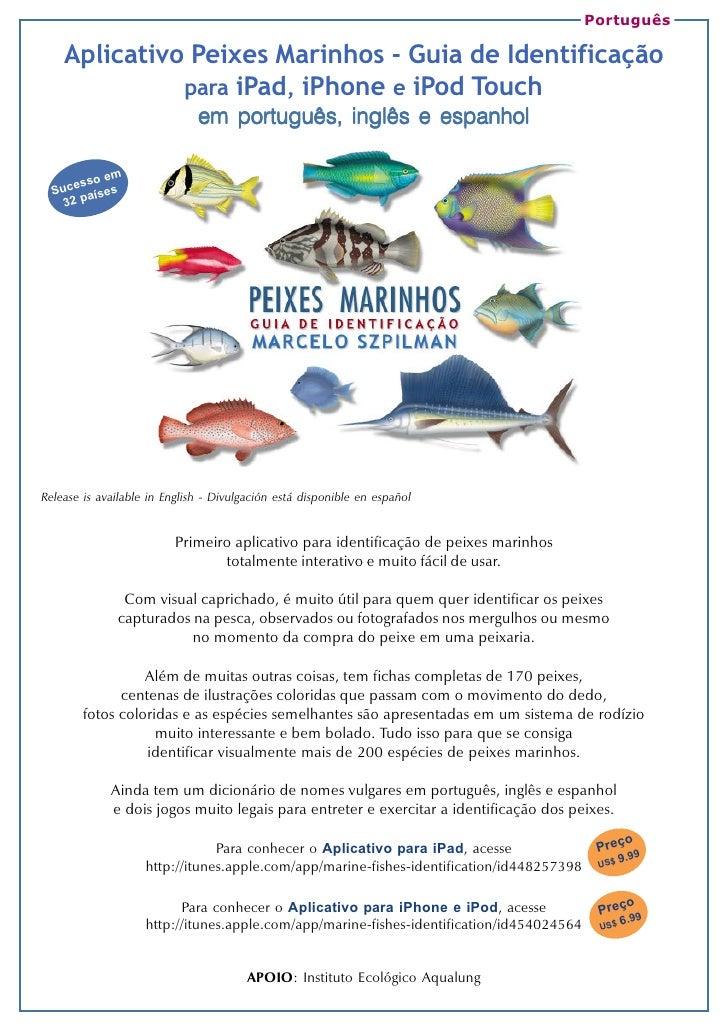 Release português-english-español