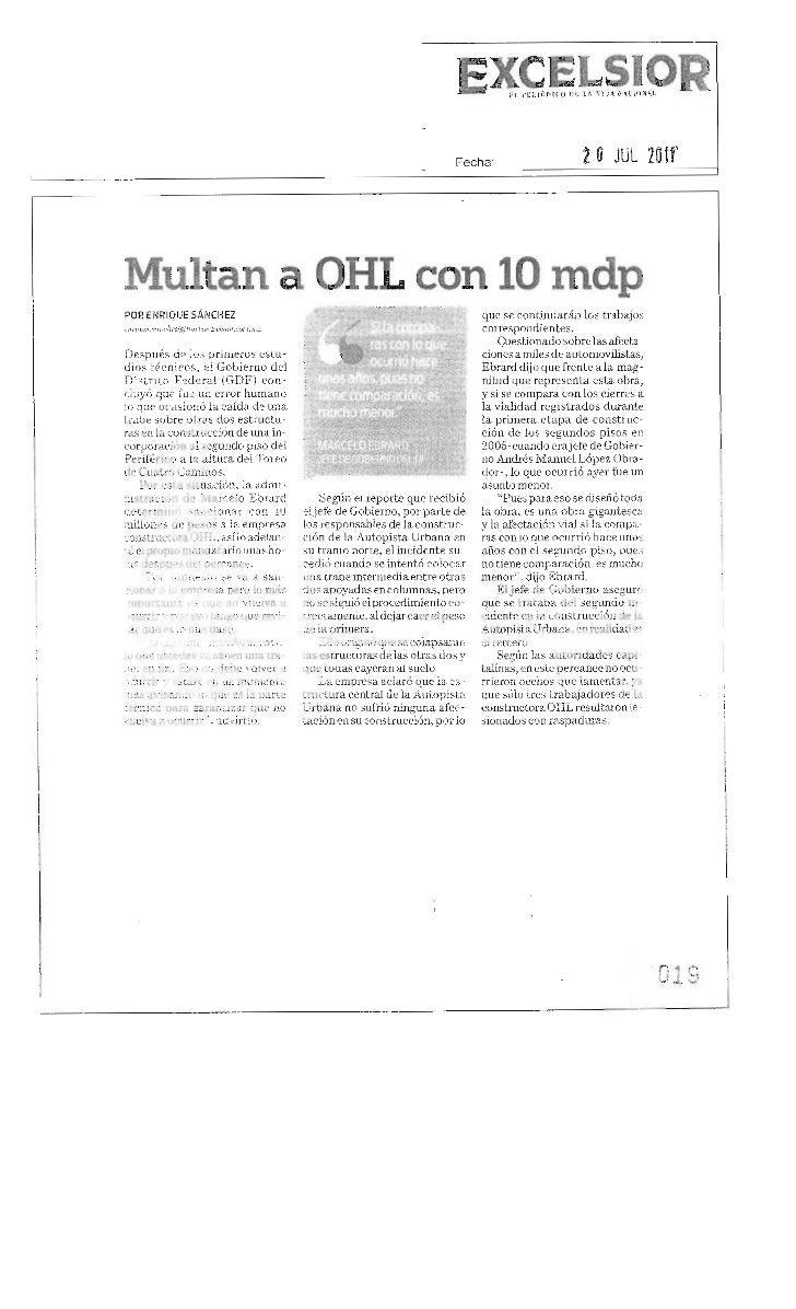 http://www.reforma.com/ -- Cae ex director por obras irregulares                                       http://www.reforma....
