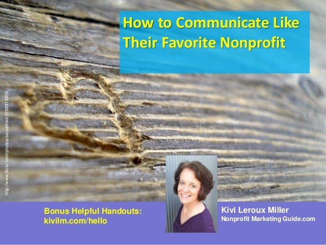 How to Communicate Like Their Favorite Nonprofit - LTA Rally, New Orleans