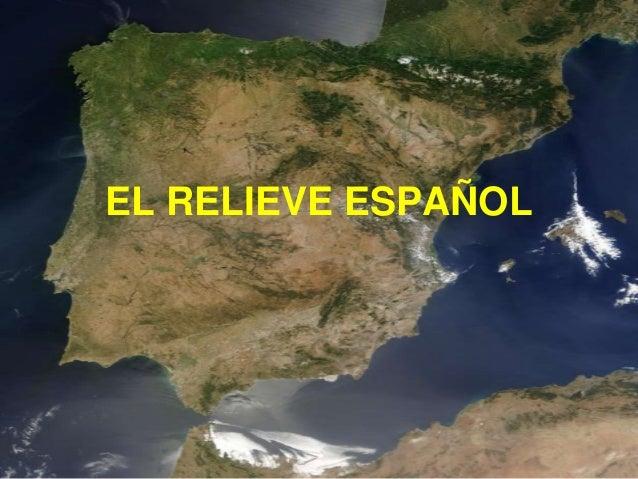 Relevo español i