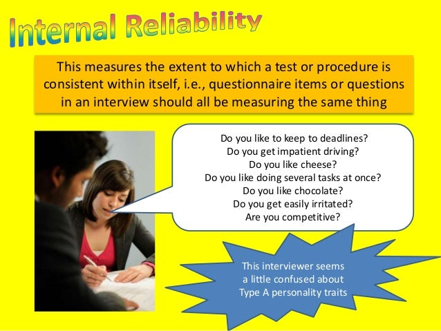 reliability research methods Instrument reliability—the research instrument or measurement approach itself (eg in general, measurement reliability and validity issues fall into.
