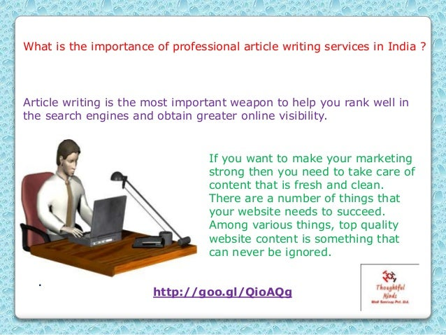 Reliable writing service