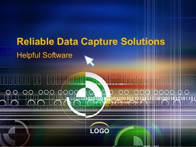 LOGO Reliable Data Capture Solutions Helpful Software