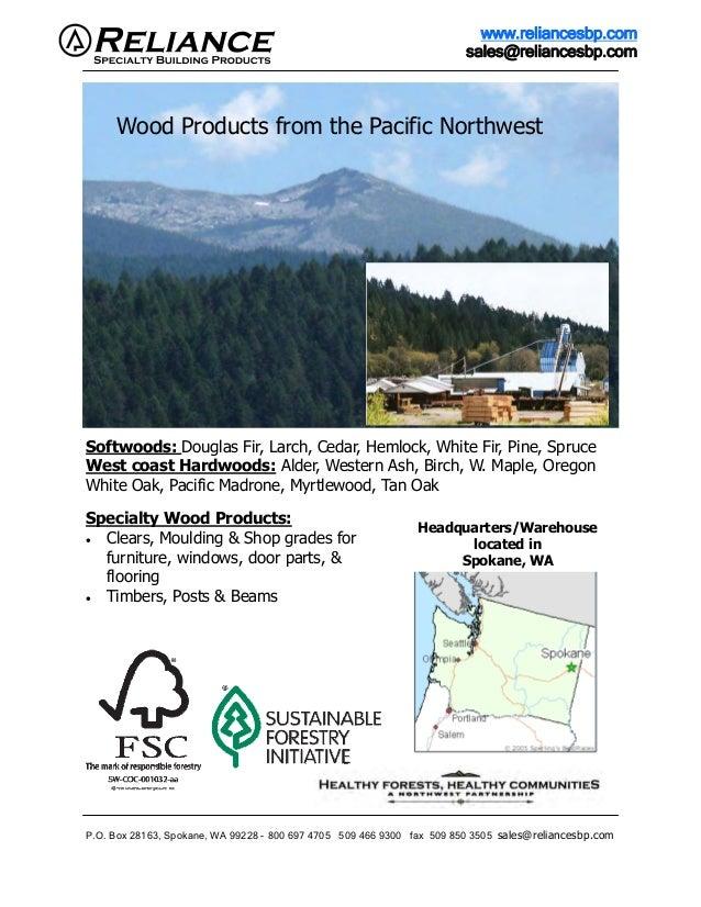 www.reliancesbp.com                                                                       sales@reliancesbp.com     Wood P...