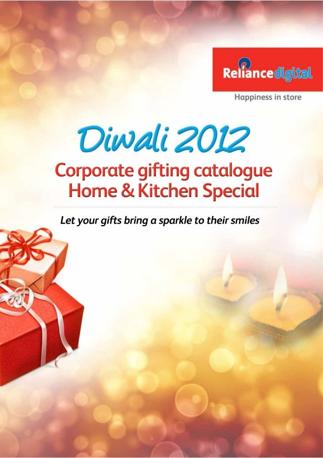 Reliance Digital Unveils Corporate Gifting to Celebrate Diwali