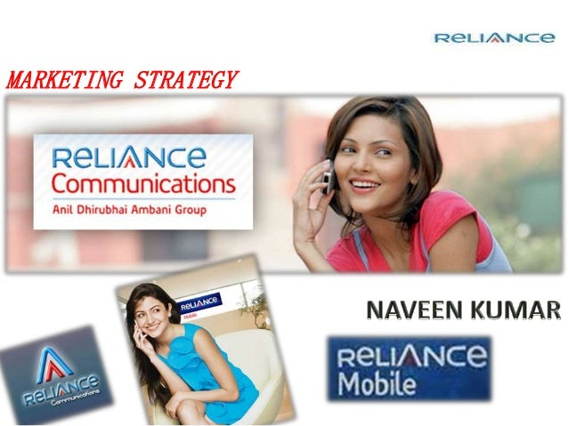 Reliancecommunications  by Naveen sharma (IME, Gzb)