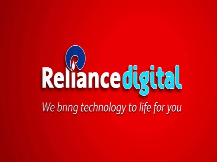 Reliance Digital Solution Box
