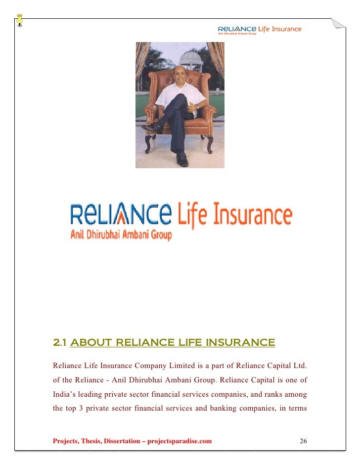 thesis in insurance A free online resource of thesis  chapter 3 methodology : management practices of american  practice of aia in competing with other insurance and.