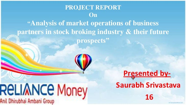 thesis customer satisfaction with reliance money Reliance securities provides pre-market calls based on technical analysis,   please keep your account details ready for our customer service executive to  assist.