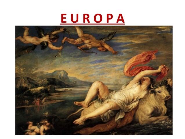 Relieve de europa