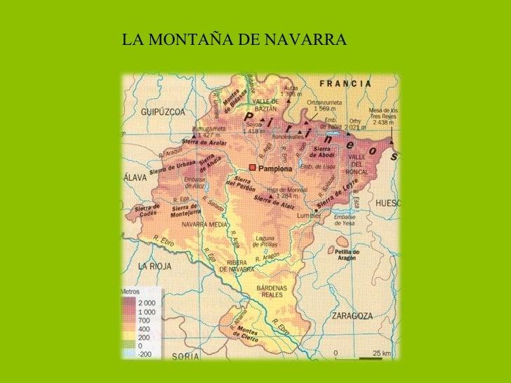 Relieve MontañA Y Cuencas