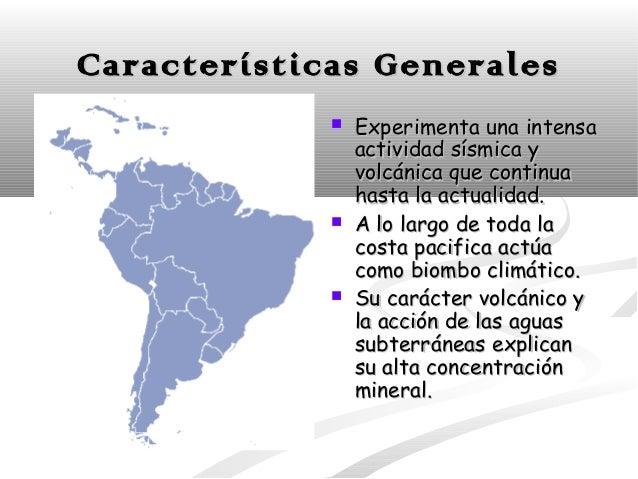 america latina caracteristicas generales de la - photo#22