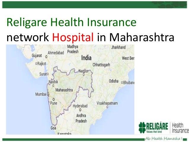 Religare Health Insurance - Network Hospital  In Maharashtra