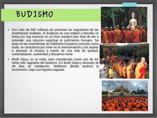 Cinco religiones mas importantes - Mandamientos del budismo ...