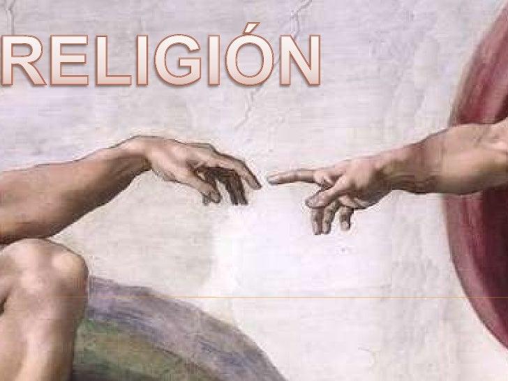 RELIGIÓN<br />
