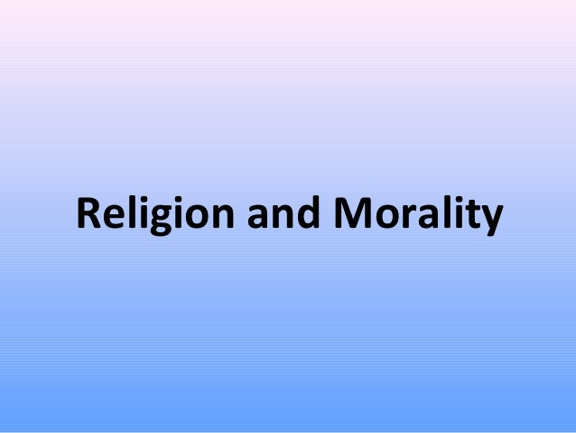 relationship between ethics and religion pdfs
