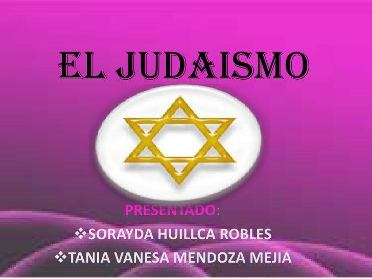 Religion de judaismo