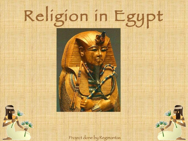 Religion in Egypt Project done by Regimantas