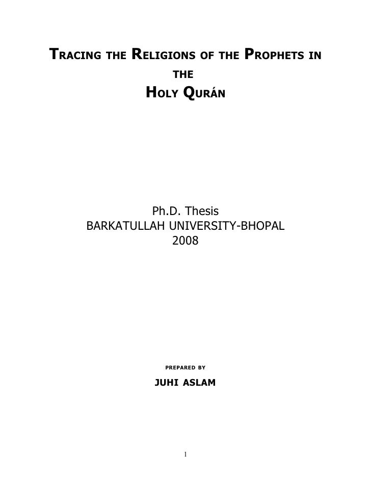 Phd thesis of nabataean