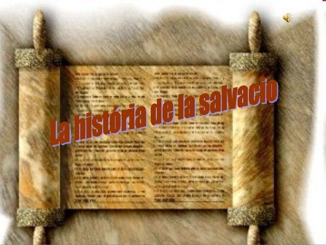 La història del poble Israel•   El poble de Déu comença amb l'aliança que estableix deu amb el seu poble. Canaan    es la ...