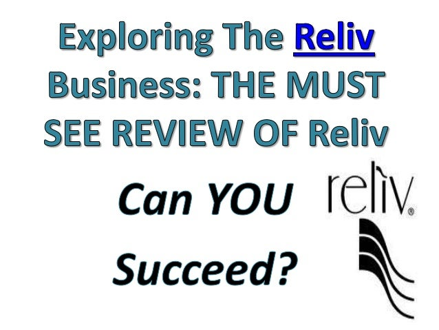 Reliv IS A NETWORK MARKETING  COMPANY in the health and wellness sector with some well-  known nutritional products