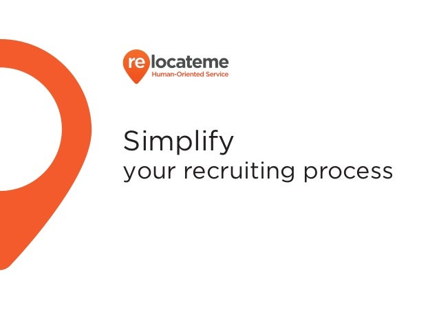 Simplify уour recruiting process