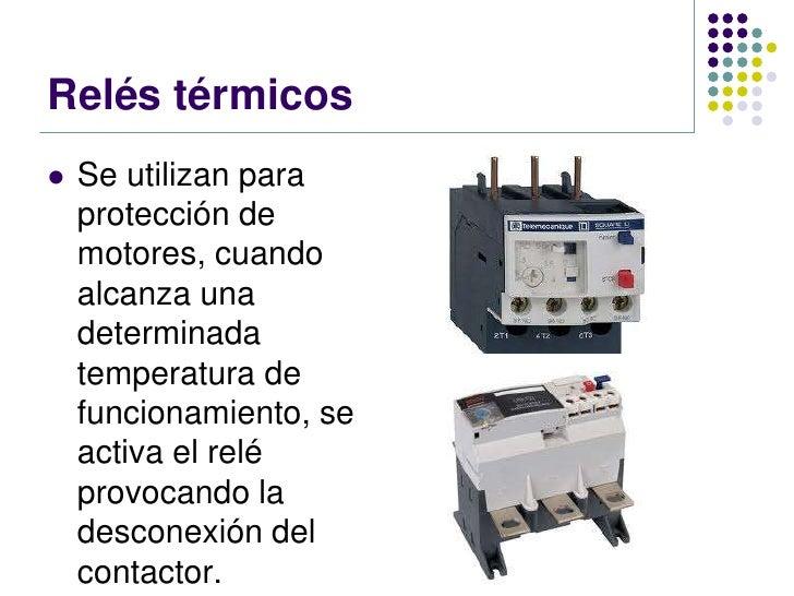 Como funciona un relevo termico taringa - Que es un emisor termico ...
