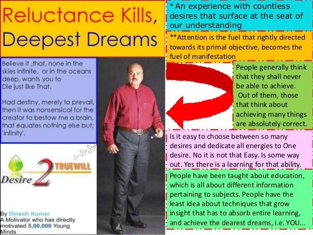 RELUCTANCE KILLS, Dearest Dreams...