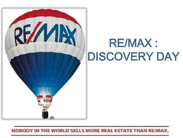 RE/MAX Discovery Day