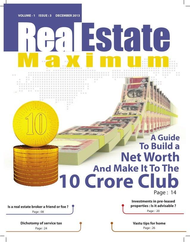 Real Estate Maximum Magazine Issue 3