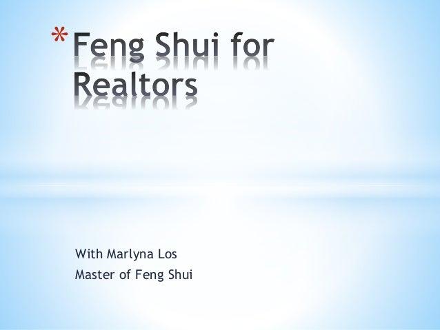 Feng Shui for REALTORS®