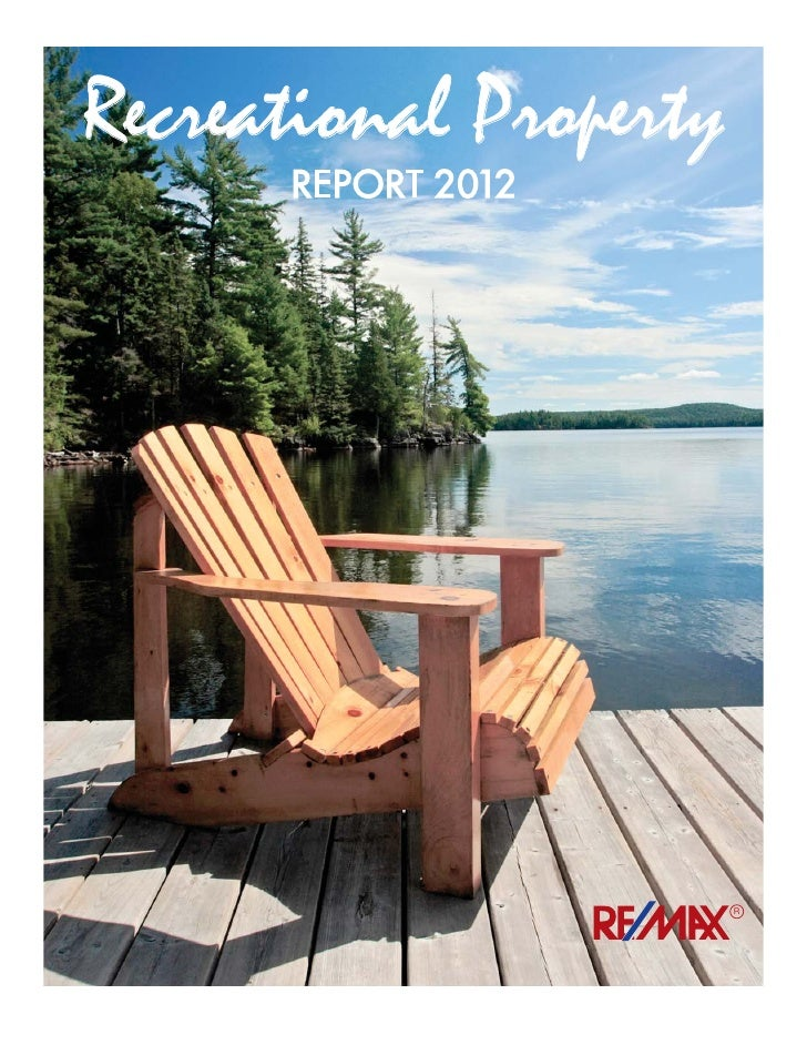 Remax Canadian Recreational Property Report June 2012