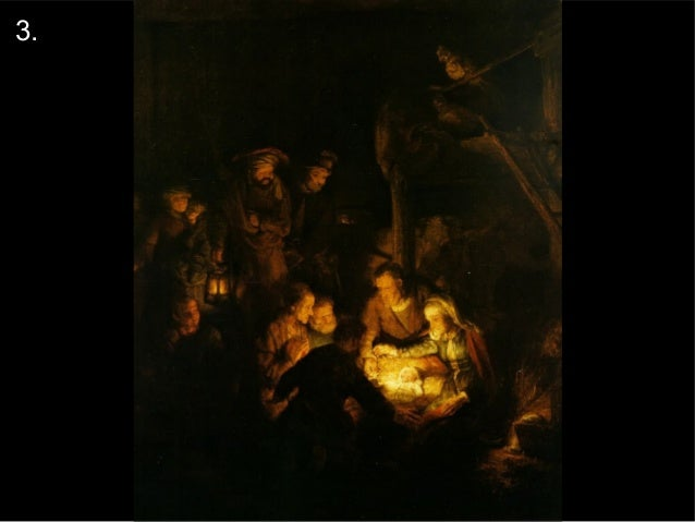 Rembrandt S Painting Of Jesus