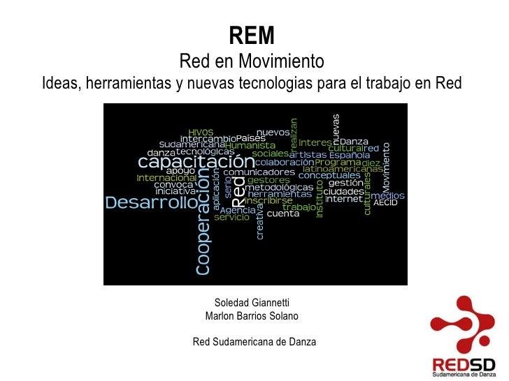 REM Ecuador Presentacion Sept 6 - 8 2010