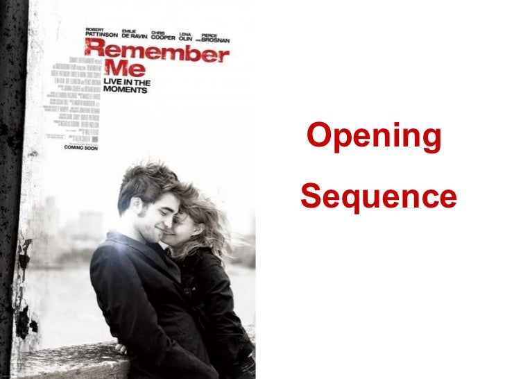 Remember Me Opening Sequence