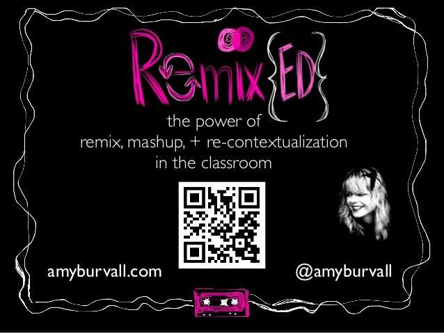 RemixED: HBtechfest
