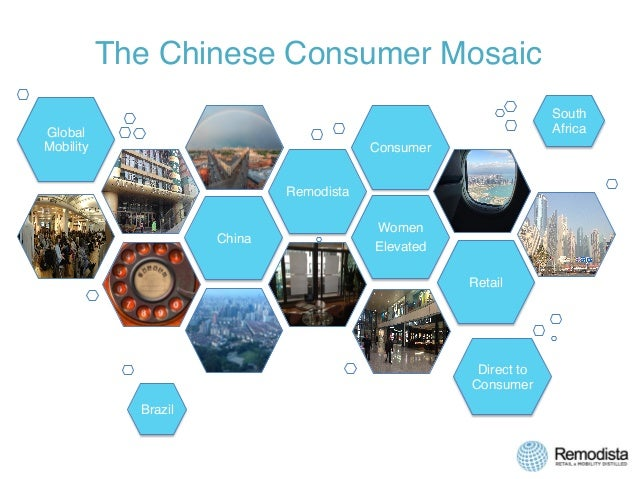 Direct to Consumer China Brazil Remodista South Africa Retail Women Elevated Global Mobility Consumer The Chinese Consumer...