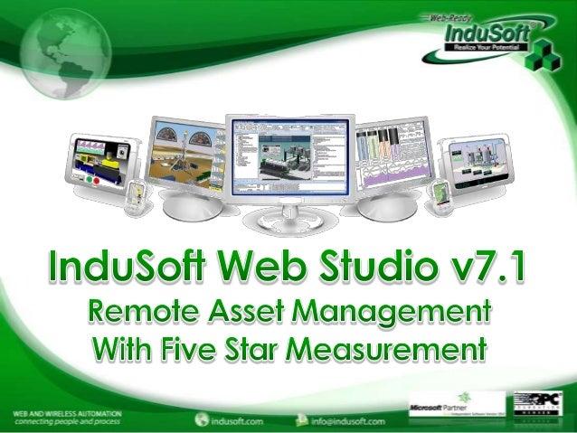 Remote Asset Management with InduSoft Web Studio